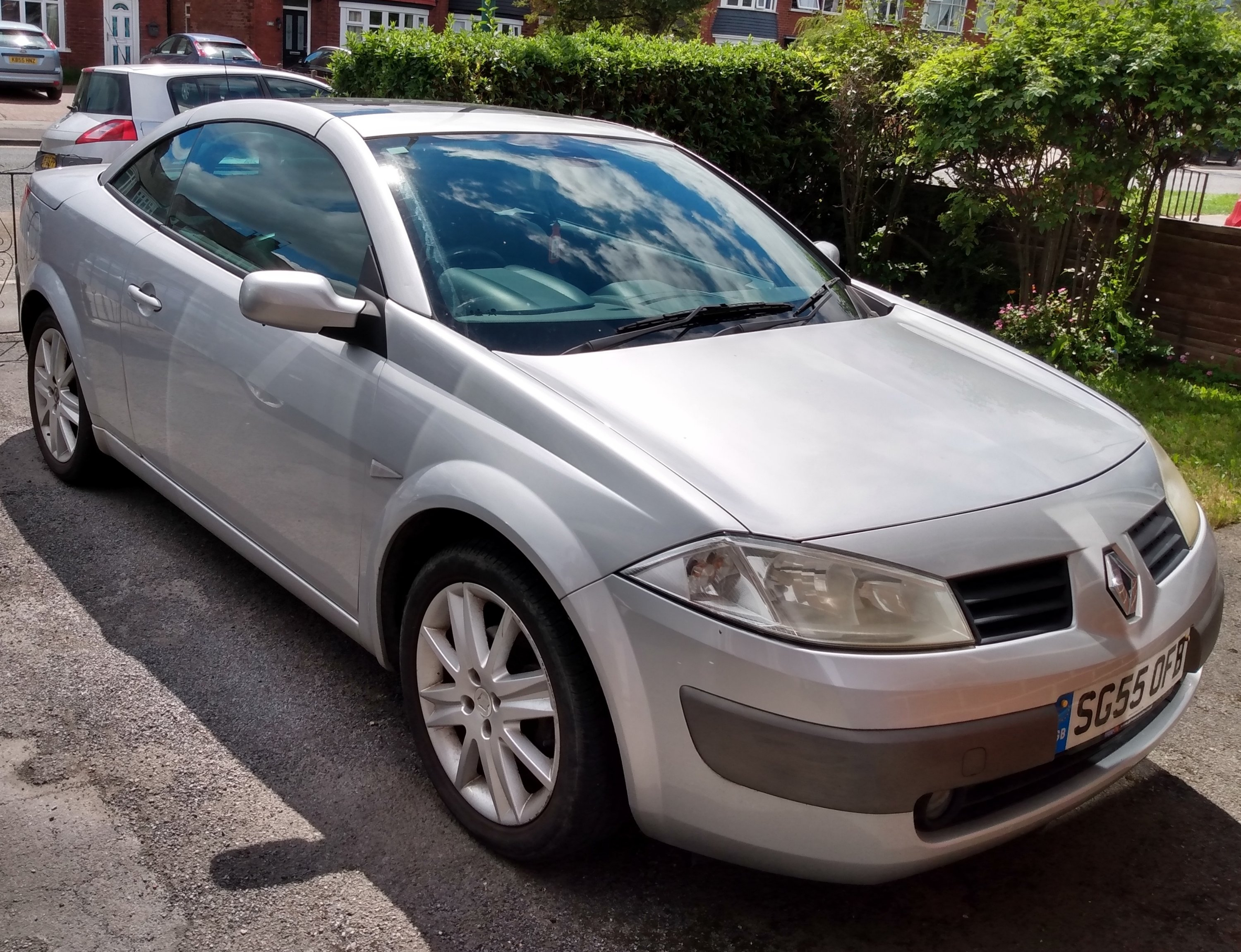 Fleet Update – New Arrival – Renault Mégane CC